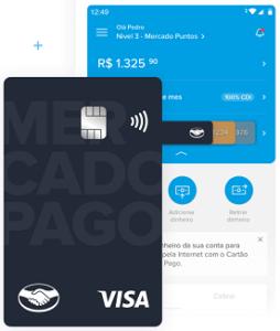 conta digital mercado pago