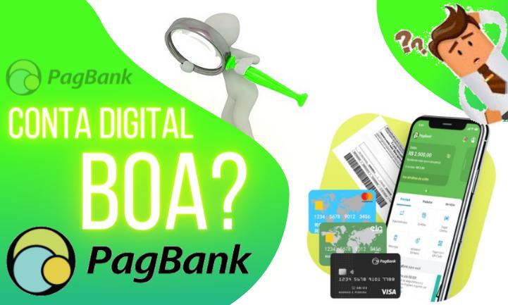 conta digital pagbank boa
